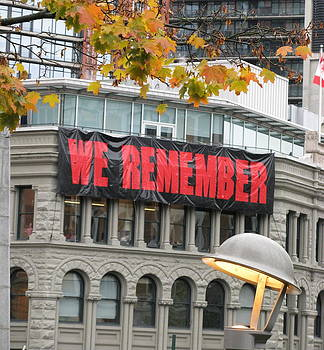 We Remember by Brian Chase