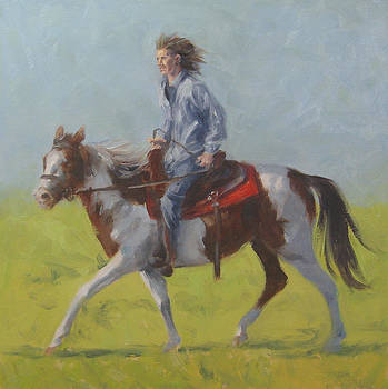 We Save Horses Four by Connie Schaertl