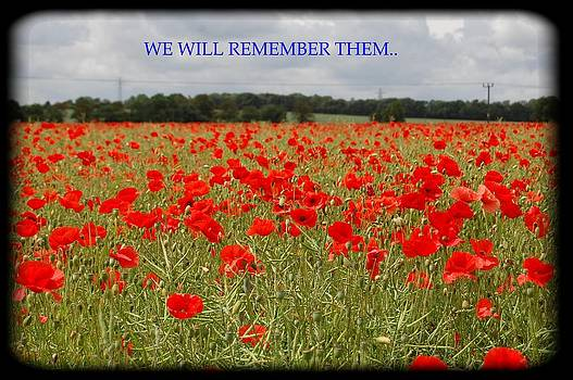 We will remember Them by Geoff Cooper