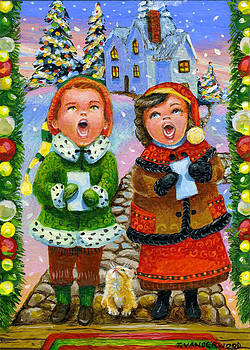 We Wish You a Merry Christmas... by Jacquelin Vanderwood