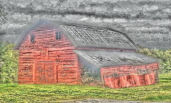Weather Barn by Sarah E Kohara