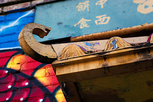 Weathered But Vibrant by Ian Wilson