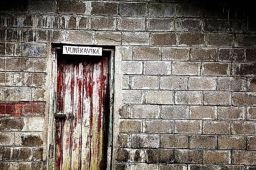 Weathered Door by JM Photography