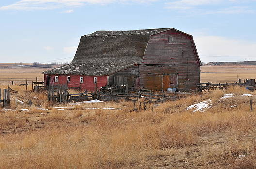 Weathered in Time by Ken Wilson