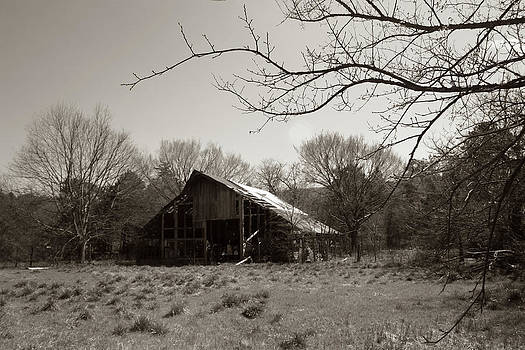 Nina Fosdick - Weathered Rural Barn