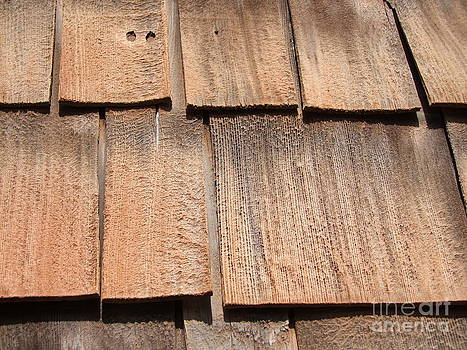 Mary Deal - Weathered Shingles