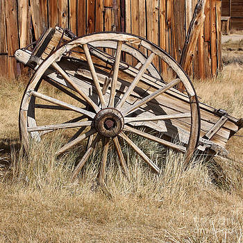 Art Block Collections - Weathered Wagon