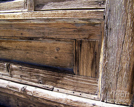 Weathered Wood by Laurie Klein