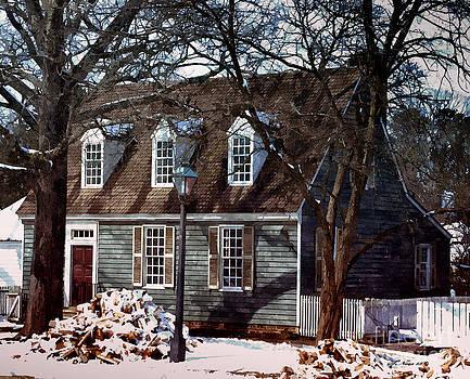 Shari Nees - Weavers Cottage