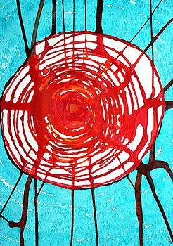 Web of Life original painting by Sol Luckman