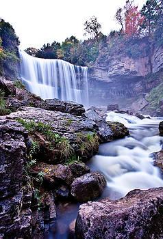 Websters Falls by Craig Brown