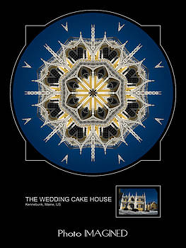 Wedding Cake House by Mike Johnson