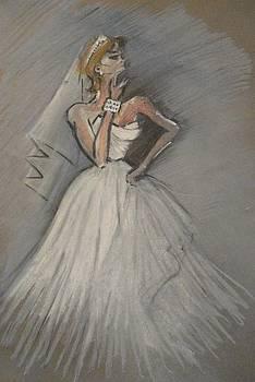 Wedding Dress by Michelle Deyna-Hayward