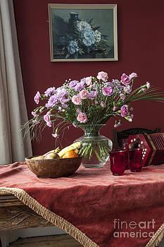 Wedding Flowers by Donald Davis