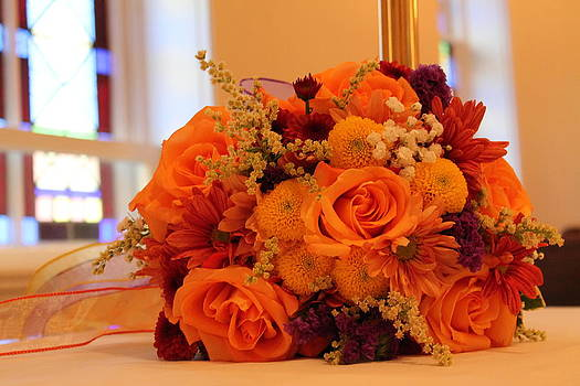 Wedding Flowers by Valerie Chamberlin