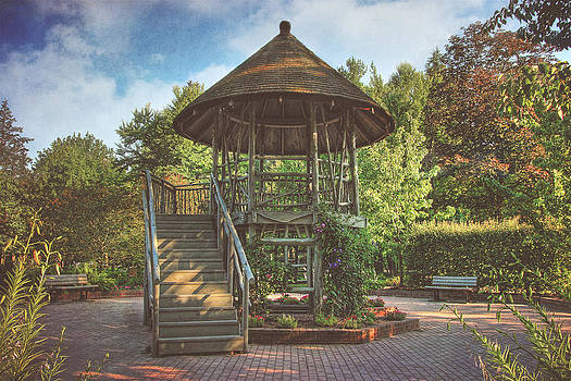 Wedding Gazebo by Pat Abbott
