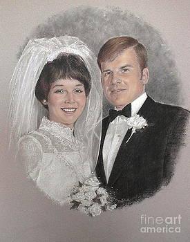 Wedding Memory by Clare Villanti