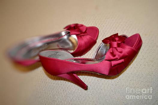 Wedding Shoes by Denise Jenks