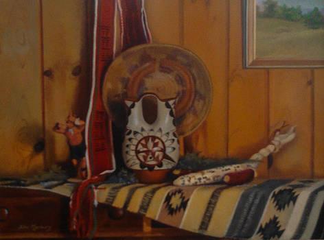 Wedding Vase by John Marbury