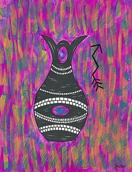 Wedding Vase by Susie WEBER