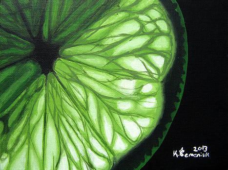 Wedge It by Kayleigh Semeniuk