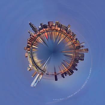 Nikki Marie Smith - Wee Chicago Sunrise Planet
