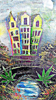 Weed Bridge by Evaldo Art