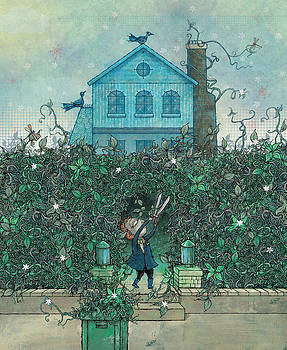 Weeding by Dennis Wunsch
