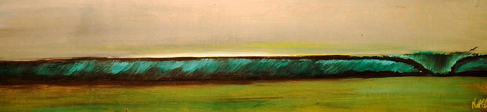 Weedy Sea by Nathan Paul Gibbs