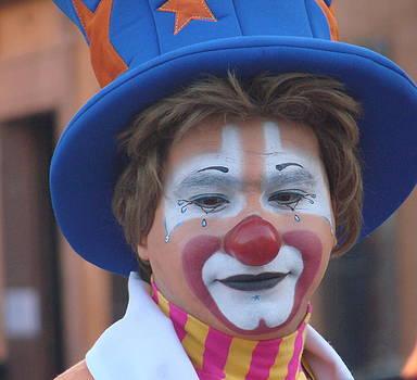 Weekend Clown by Michael Kovacs
