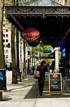 Weekend In Seattle by Steve Raley