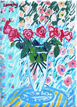 Candace Lovely - Weekend Roses