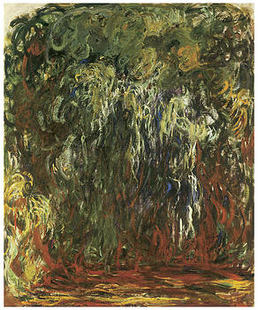 Claude Monet - Weeping Willow Giverny