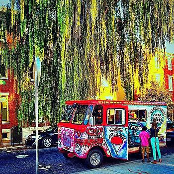 #weepingwillow And #waterice by Dan  Diamond