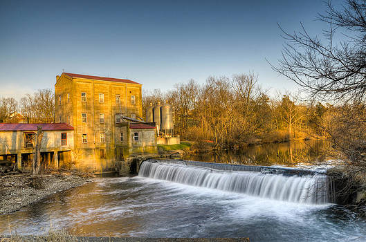 Weisenberger Mill by Tony DellOrfano