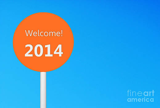 Welcome 2014 by Luis Alvarenga