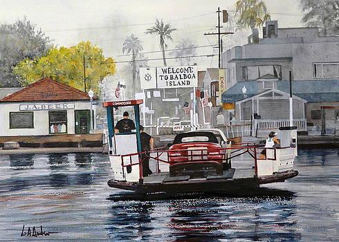 Welcome to Balboa Islnd by Bill Hudson