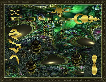 Robert Kernodle - Welcome To Cosmic City