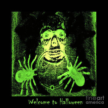 Eva Thomas - Welcome to Halloween