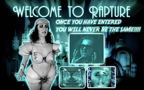 Welcome to rapture by Danielle Bedard