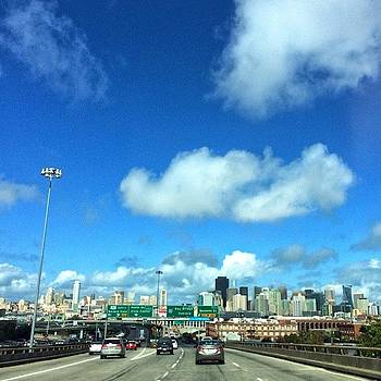 Welcome To San Francisco by Karen Winokan