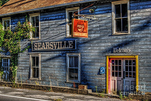 Welcome To Searsville by Guy Harnett