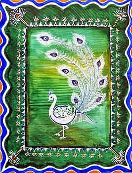 Welcoming Rain by Anjali Vaidya