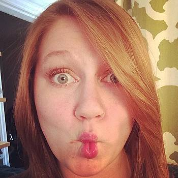Well, Just Because. #fishface by Samantha Rash