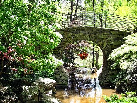 Well-Lighted Bridge by Mary Ann Southern