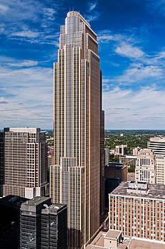Wells Fargo Tower by Lonnie Paulson