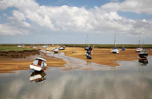 Wells Norfolk by Gillian Dernie