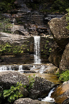 Wentworth Falls by Joe Wigdahl