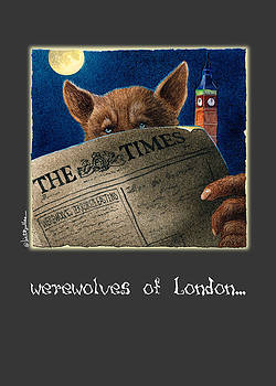Will Bullas - werewolves of London...