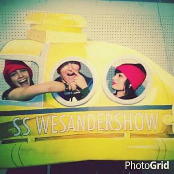 Wes Anderson Art Show With Mish & Mr.v by Melissa Eve